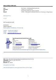 Microsoft Outlook - Memoformat