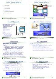 Schnittstelle 3.2.6 Interne Busse - next-internet.com
