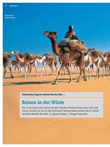 Druckversion: Reisen in der Wüste - 4-Seasons.de