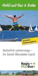 im Sankt Wendeler Land - Gemeinde Nohfelden