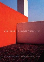 JON NAAR: SIGNATURE PHOTOGRAPHY - State of New Jersey