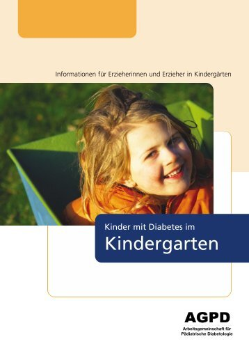 Kinder mit Diabetes im Kindergarten