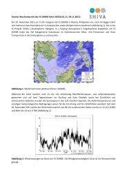 Zweiter Wochenbericht der FS SONNE Fahrt SO218 ... - OceanRep