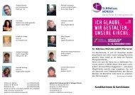 Kandidatinnen & Kandidaten - St. Nikolaus Münster