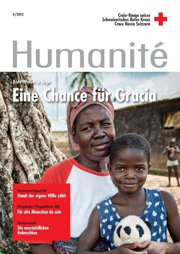Nr. 4/2012 - Magazin Humanité