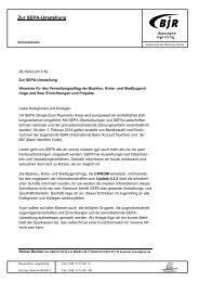 Hinweise zur SEPA-Umstellung - Bayerischer Jugendring