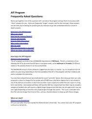 FAQ's - State of Oklahoma