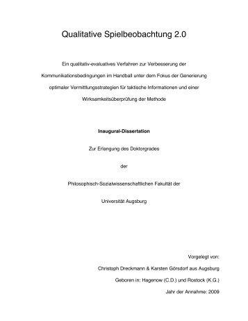 Dokument_1.pdf (3345 KB) - OPUS - Universität Augsburg