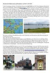 Reisebericht Südschweden und Insel Bornholm