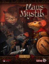 Maus und Mystik Spielregel deutsch - Heidelberger Spieleverlag