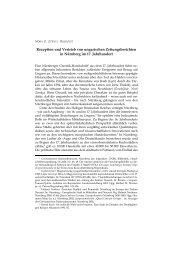 Rezeption und Vertrieb von ungarischen Zeitungsberichten in ... - EPA