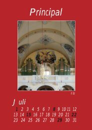 Juli bis Dezember (PDF) - Orgelverein.at