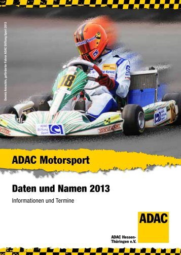 Download - ADAC Ortsclub-Portal