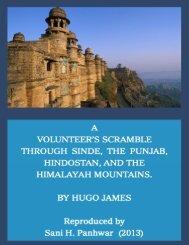 A Volunteer's Scramble - Panhwar.Com