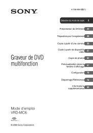 Graveur de DVD multifonction