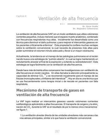 Ventilación de alta frecuencia - Edocr
