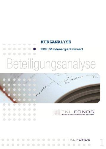 KURZANALYSE - Fondsvermittlung24.de