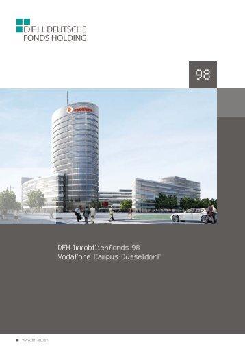 DFH Immobilienfonds 98 Vodafone Campus Düsseldorf