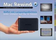 Mac Rewind - Issue 41/2009 (192) - MacTechNews.de - Mac Rewind