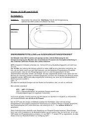 Klausur LK 12 SP vom 01.03.07 Zu Aufgabe 1 - personal training ...