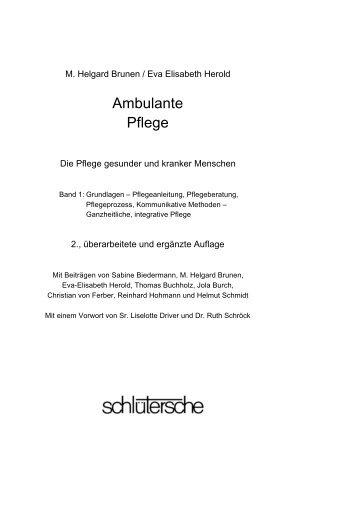 Brunen/Herold_Ambulante Pflege - Pflegen-online.de