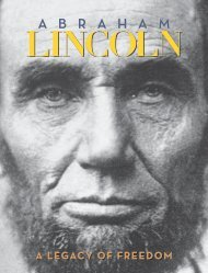 Abraham Lincoln: A Legacy of Freedom - US Department of State