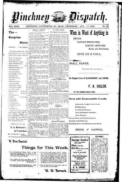 08-17-1899 - Village of Pinckney