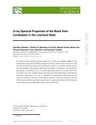 PoS(MQW6)102 - Proceedings of Science - SISSA