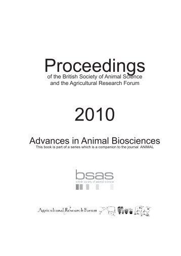 Proceedings 2010