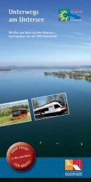 Unterwegs am Untersee - Toubiz