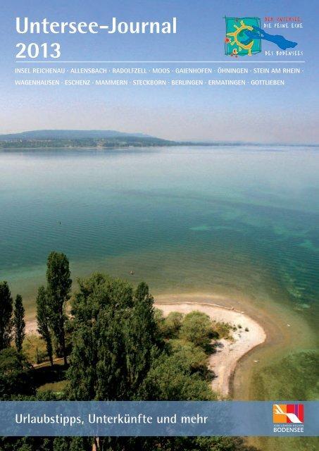 Untersee-Journal 2013 - Toubiz