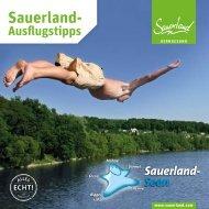 Sauerland- Seen - Toubiz
