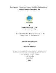 Omer Mukhtar Tarar 2009 - Higher Education Commission