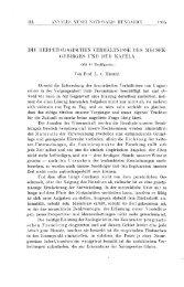 A Magyar Természettudományi Múzeum évkönyve 3. (Budapest 1905)