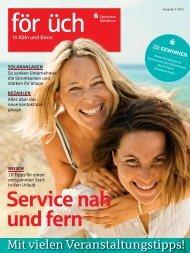 Ausgabe 3 / 2013 - Sparkasse KölnBonn