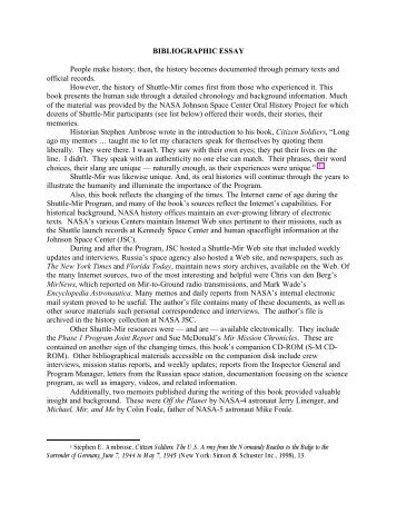 history bibliographic essay Sample chicago style paper john doe history 2010 dr this example essay was modeled from rampolla's bibliography citation method will be discussed since it.