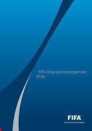 FIFA Organisationsreglement (FOR).indd - FIFA.com