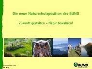 BUND Naturschutzposition Radolfzell - Naturschutztage