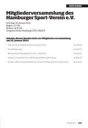 entwurf - HSV