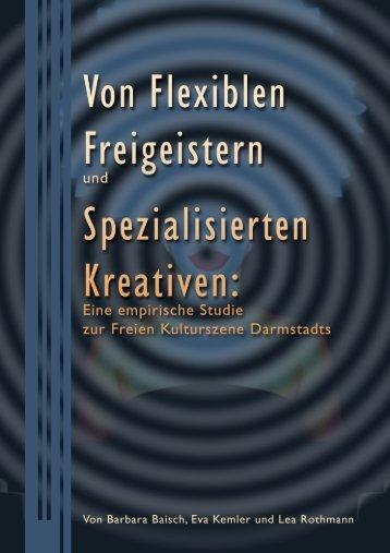 """""""Creative Industries Darmstadt"""" (SoSe2008 und WS 2008/09, PDF, 2 ..."""