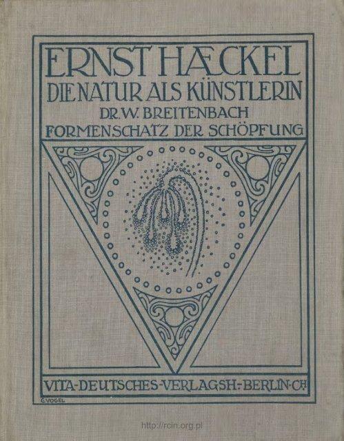 Vita • Deutsches Verlagshaus • Berlin-Charlottenburg
