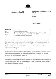 15651/13 - Öffentliches Register der Ratsdokumente