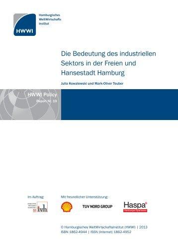 PDF Version - HWWI