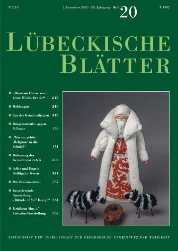 20_LB178.pdf - luebeckische-blaetter.info