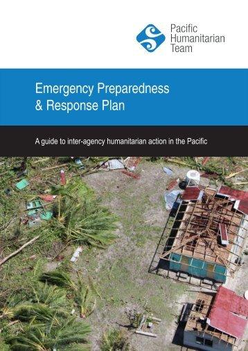 Emergency Preparedness & Response Plan - ReliefWeb