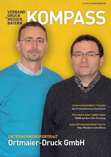 Lean-Management - Verband Druck und Medien Bayern eV