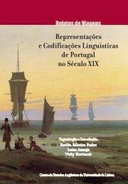 Representações e Codificações Linguísticas de Portugal no Século ...