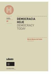 Democracy Today.indb - Universidade do Minho
