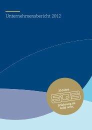 Unternehmensbericht 2012 PDF - SQS
