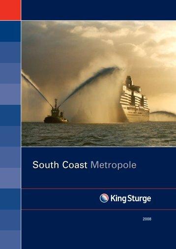 South Coast Metropole South Coast Metropole - King Sturge